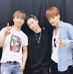 YGファミリー再集合!SE7EN×「BIGBANG」SOL、D-LITEが日本で再会。
