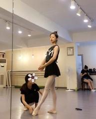 「EXID」ソルジ・・・休養中の近況を公開!バレエにまいしん中。