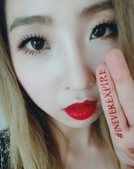 「2NE1」出身のコン・ミンジ、ますますキレイになった姿で近況を伝える♪