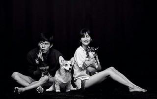 キム・ムヨル♡ユン・スンア夫婦、捨て犬を迎え入れるキャンペーンを広報する♪