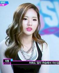 「アイドル学校」出演中のパク・ジウォン、「SIXTEEN」から変貌を遂げた!?