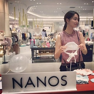 女優イ・ミンジョンのママの顔・・・子供服を選ぶ姿も女神級!