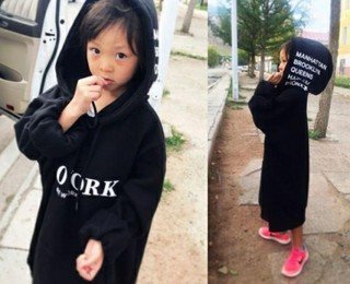 SHIHO、娘サランちゃんの近況を公開!カッコいいスタイルに挑戦。