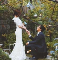 ぺ・ヨンジュン&パク・スジン夫婦・・・結婚2周年をお祝い「あの頃よりも愛してる♥」