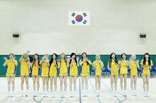 「宇宙少女」、ドッヂボール大会を開催し、ファンの人々と楽しいひと時を過ごす!
