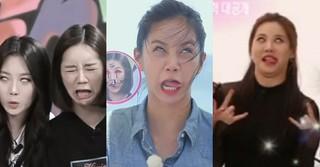 """韓国ガールズグループ史上、もっとも""""変顔""""に心血を注いでいる「Girl's Day」"""