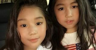 歌手ユン・ジョンシン、2人の娘さんがモデル活動!とっても可愛らしい姿を見せる♪