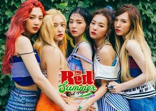 「Red Velvet」が歌手ユン・ジョンシンの名曲をリメイクする♪