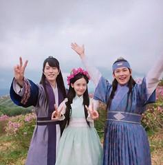 ドラマ「王は愛する」、主役3人の仲良し写真が公開!