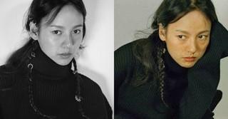 歌手イ・ヒョリが化粧NO、補正NOで挑んだ写真撮影。自然体の姿が美しい!