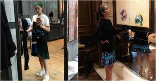 女優イ・ミンジョン、愛息とのショッピングの様子を伝える♪~ショッピングバッグはどこへ~