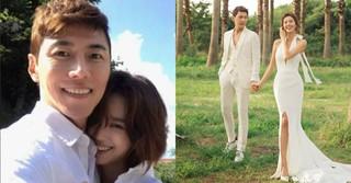 おめでとう!ソン・ジェヒ♡チ・ソヨン、本日(9月7日)結婚式を挙げる♪