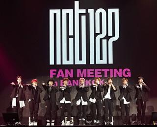 グローバル人気を証明!「NCT127」がタイにてファンミーティングを開催!