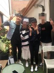 俳優カン・ハヌル、軍入隊前日に歌手IUとカフェを訪問する♪