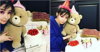 """元「2NE1」パク・ボム、""""YG""""の音楽プロデューサーの誕生日を祝う!?"""