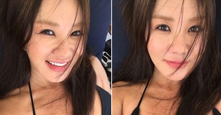女優オム・ジョンファ、セクシー&キュートなビキニセルカを公開♡