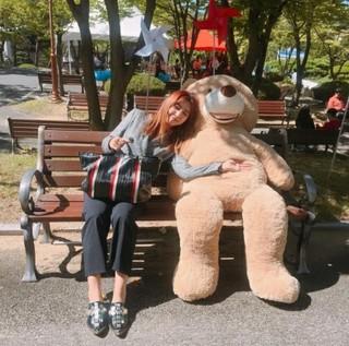 「2NE1」出身MINZYの大学生活・・・ファッションセンス際立つ日常を公開