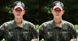 """俳優チュウォン、""""助教""""として軍服務に就く近況が公開される!"""
