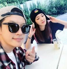 元YGの同僚♪SE7ENとサンダラ・パクが相変わらずの友情を見せる!