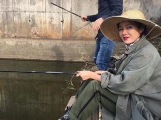 女優ソン・イェジン、秋夕の特別な過ごし方は・・・釣り!?