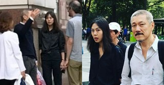 女優キム・ミニ&ホン・サンス監督、不倫関係にある2人がニューヨークでキャッチされる。