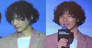 """""""神秘主義""""俳優ウォンビンがコーヒーブランドのイベントに参加!"""
