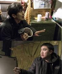 シン・ハギュン&「EXO」D.O主演映画「7号室」の新たなスチールカットが公開!