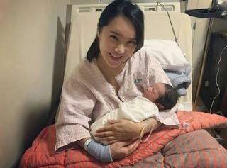 「COOL」出身のユリ、第三子となる男の赤ちゃんを出産♪