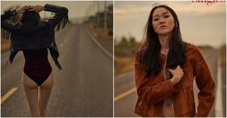 デビュー20周年を迎えたトップモデルのチャン・ユンジュ、カリスマ溢れる姿を見せる!