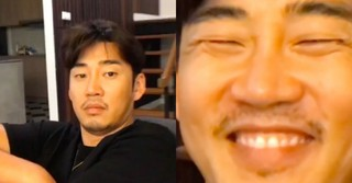 """俳優ユン・ゲサンのただただ笑える""""クローズアップ"""""""