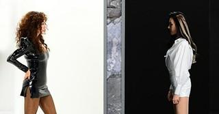 """オム・ジョンファ×ソンミ、「2017SBS歌謡大戦」で見せる""""ブラック&ホワイト""""コラボステージに期待大!"""