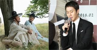 俳優ジョンウ、映画「興夫」の制作報告会で故キム・ジュヒョクへの思いを馳せる。