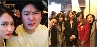 女優イ・ミンジョン、「Dynamic Duo」チェザとの交流を明かす♪