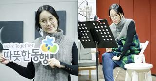"""歌手ペク・チヨン、障がい者支援のキャンペーンに""""声""""で賛同する♪"""