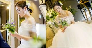 ドラマ「黒騎士」で魅せる女優シン・セギョンの美しすぎるウェディングドレス姿!