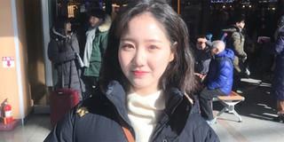 """子役出身チン・ジヒ、成熟したビジュアルで""""釜山旅行中""""を報告♪"""