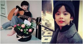 俳優リュ・ジンの息子チャンホくんが超イケメンに成長中!~パパ!どこ行くの?から4年~