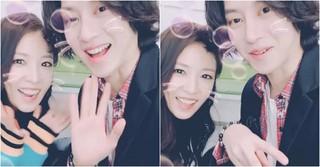 歌手BoAのカムバックを「SJ」ヒチョルがお祝い♪~クォン理事おめでとう~