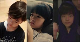 クォン・サンウ&ソン・テヨン夫婦の息子、ルッキくんがカッコよすぎて話題!?