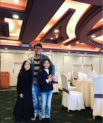 歌手ユン・ジョンシン・・・2人の娘とともに笑顔あふれるパパの顔!