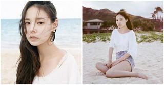 「BIGBANG」テヤンの奥さん、女優ミン・ヒョリンの美しい海岸写真が公開!