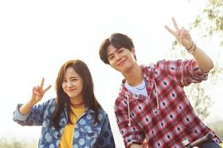 パク・ボゴム&「gugudan」キム・セジョン・・爽やかな魅力満載!コカ・コーラ春キャンペーンモデルに抜擢!