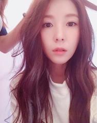 歌手BoA、どアップな自撮りショットで近況公開!