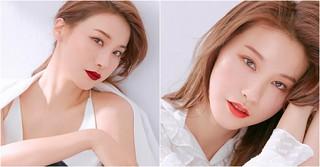 女優ユ・イニョンのメイクアップグラビアが美しすぎる!!