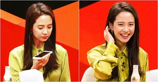 女優ソン・ジヒョ、「憎いうちの子」でお母さんにプライベートを暴露される!?