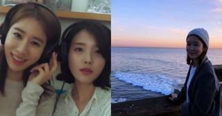 歌手IUが親友で女優のユ・インナのために番組広報に乗り出す!?
