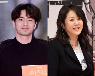 俳優イ・ジヌク、女優コ・ヒョンジョンに尊敬の心を示す!「リターン」、「トラよりも恐い冬の客」で共演。