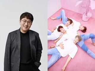 「防弾少年団」の生みの親、バン・シヒョクPDが他事務所の新人バンド「IZ」をプロデュース!?