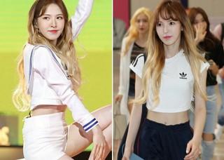 「Red Velvet」ウェンディー、細すぎるウェストに驚き!いつもダイエット中だった!?