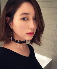 女優イ・ミンジョン、度アップのセルフィーも問題ない!